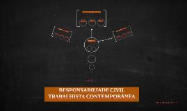RESPONSABILIADE CIVIL TRABALHISTA CONTEMPORÂNEA