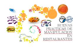 Buenas Practicas-Restaurantes
