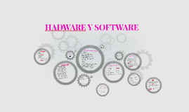HADWARE Y SOFTWARE