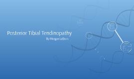 Posterior Tibial Tendinopathy