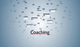 Copy of Coaching