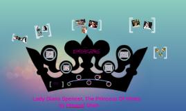EP Princess Diana presentation