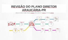 PLANO DIRETOR - ARAUCÁRIA-PR