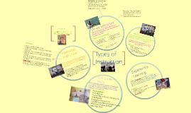 Types of Instruction