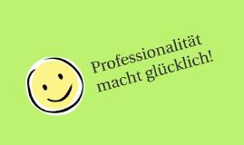 Professionalität in der Kinder- und Jugendarbeit?