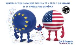 Acuerdo de Libre Comercio entre la UE y EE.UU
