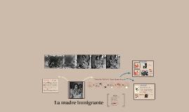 La madre inmigrante