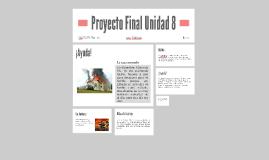 Proyecto Final Unidad 8