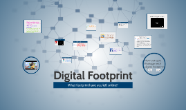 Copy of Digital Footprint