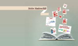 Copy of Metin Madenciliği
