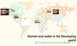Women and water in the developing world