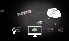 Spreekbeurt over vloggen