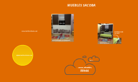Copy of Muebles sacoba