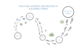 DATA FLOWS, ACTIVITIES, AND STRUCTURE OF ACCOUNTING SYSTEMS