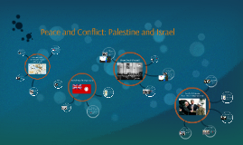 Peace and Conflict: Palestine Israel