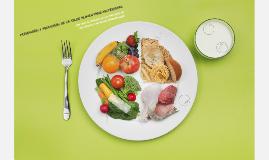 PREVENCIÓN Y PROMOCIÓN DE LA SALUD ALIMENTARIO-NUTRICIONAL