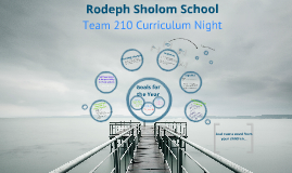Curriculum Night for 210