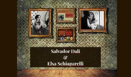 Salvador Dali e Elsa Schiaparelli