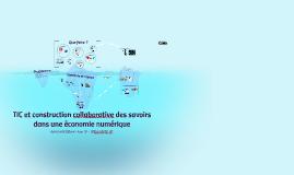 TIC et construction collaborative des savoirs