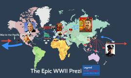 THE EPIC WWII PREZI