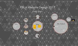 FBLA Website Design 2017