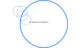 All organisms reproduce.