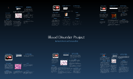 Blood Disorder Project