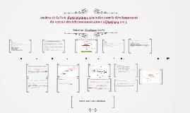Analyse de la Note d'orientations generales pour le developp