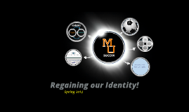 Mercer Men's Soccer Identity