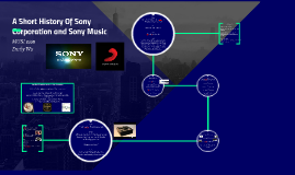 A Short History Of Sony Music