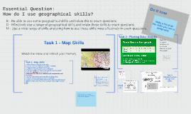 GCSE - Geographical Skills Workshop