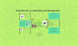 Introduction to Leadership and Management Assessment 2