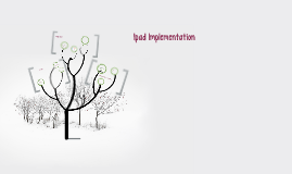 Ipad Implementation