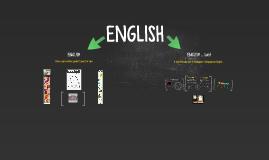 British English.. lah!