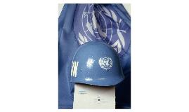 Copy of Las operaciones para el mantenimiento de la paz