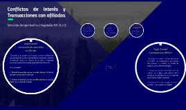 Copy of Conflictos de Interés