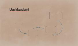 Uusklassismi