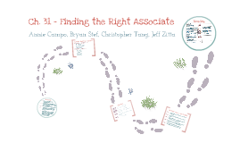 COM 321 - Finding the Right Associate