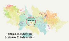 CONSEJO DE SEGURIDAD: Redacción de Documentos. Conciencia Rosario.