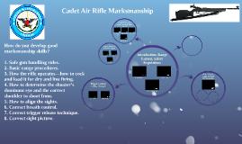 Cadet Air Rifle Marksmanship