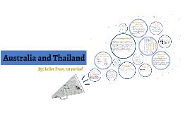Australia and Thailand