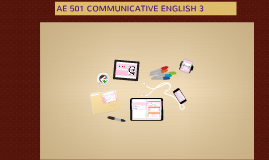 Copy of AE 101 COMUNICATIVE ENGLISH