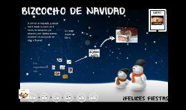 BIZCOCHO DE NAVIDAD