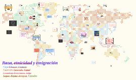 Raza, etnicidad y emigración