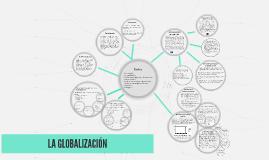 Copy of LA GLOBALIZACIÓN