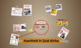 Aparthe in Zuid-Afrika