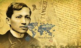 Rizal's Journey to Europe