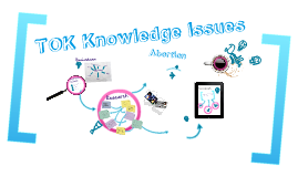 TOK Knowledge Issue