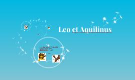 Leo et Aquilinus