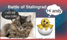 Copy of Battle of Stalingrad